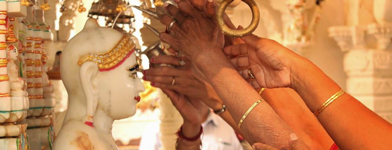 Jain Puja