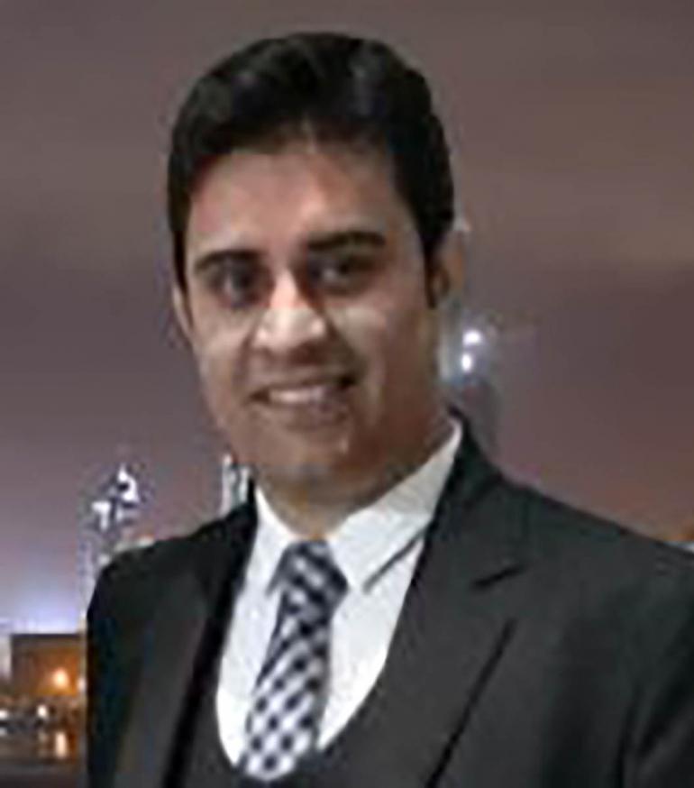 Mr Dharmesh Doshi