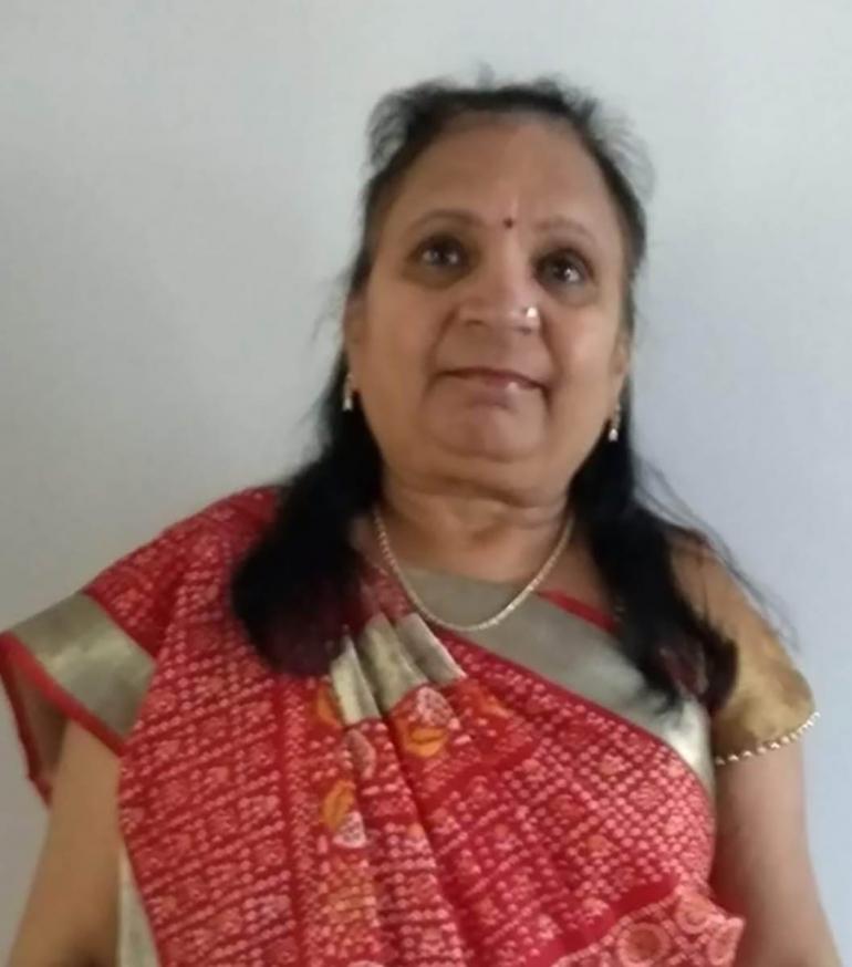 Mrs Kalpana Shah
