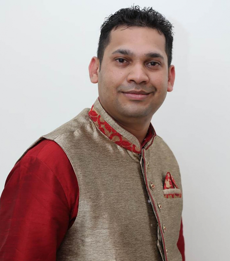 Mr. Niraj Sutaria