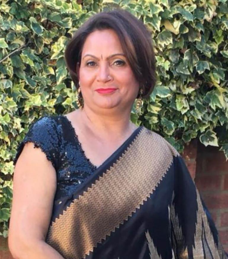 Mrs Radha Vora